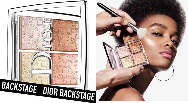 Backstage Glow Face Palette - 002 Glitz by Dior #22