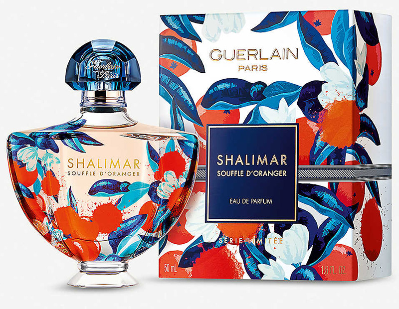 Guerlain Shalimar Souffle Doranger Perfume Is The New Scent For