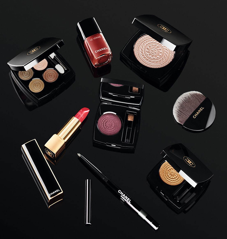 Chanel Christmas 2020 Makeup Collection Chanel Holiday 2019 Makeup Collection   Beauty Trends and Latest