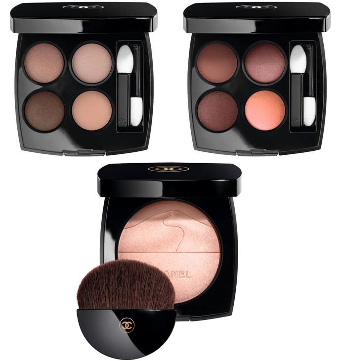 Chanel Spring 2020 Desert Dream Makeup