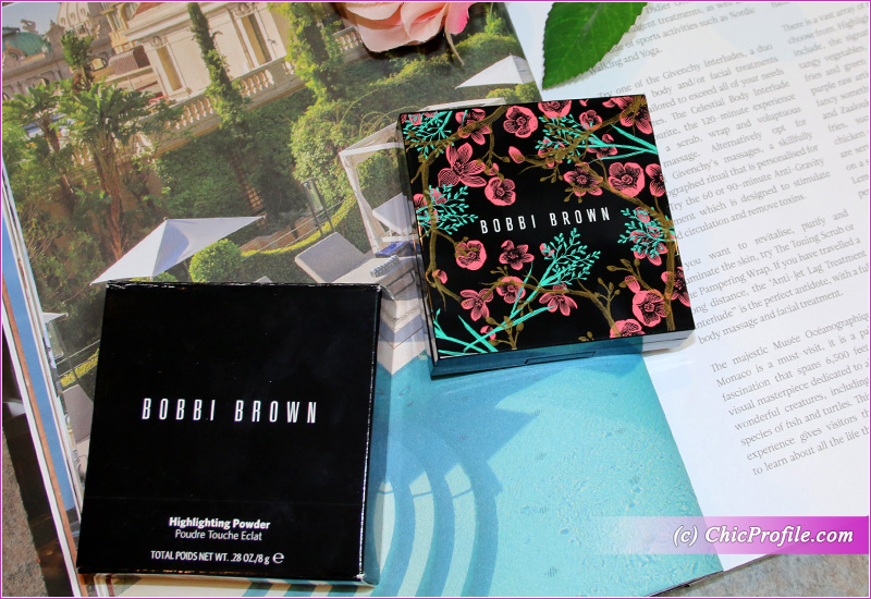 Bobbi Brown Pink Glow Highlighting Powder