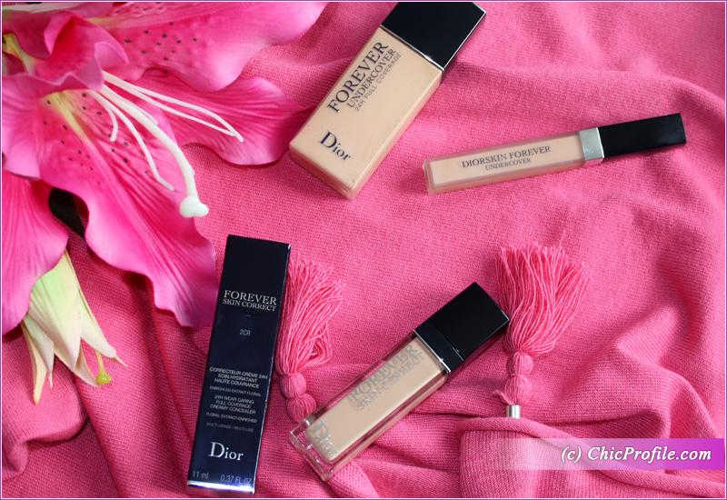 Dior Forever Skin Correct Concealer Foundation