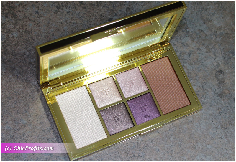 Tom Ford Shade & Illuminate Moonlit Violet Palette