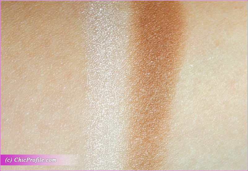 Tom Ford Shade & Illuminate Moonlit Violet Palette Swatches