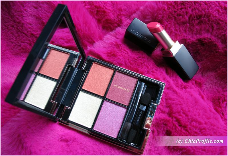SUQQU Designing Color Eyes 131 Yuinobana Lipstick Hanatsumi