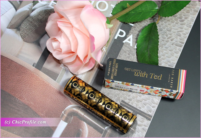 Ted Baker Spicey Satin Lipstick