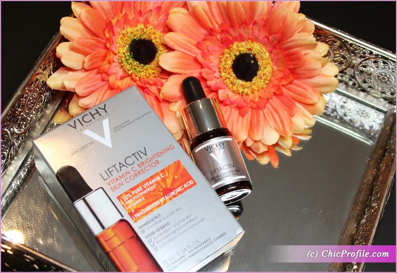 Vichy LiftActiv Vitamin C Brightening Skin Corrector