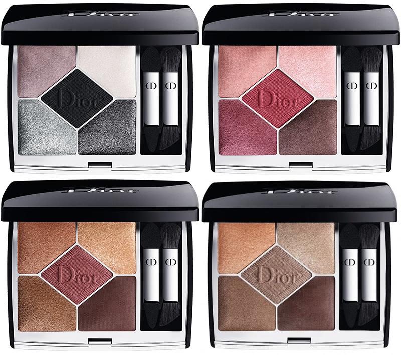 Dior Diorshow Fall Winter 2020 Eyeshadow Palettes