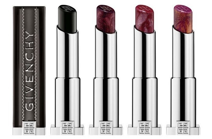 Givenchy L'Interdit lipsticks