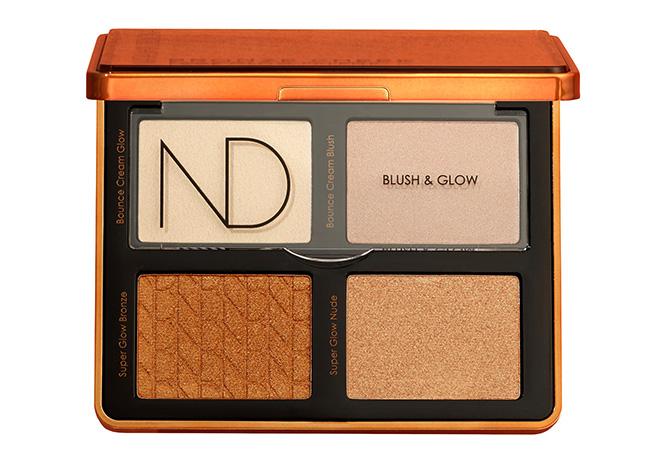 Natasha Denona Bronze Cheek Face Glow Palette