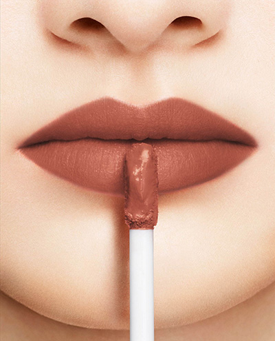 SUQQU Comfort Lip Fluid Liquid Lipstick Matte Lip Swatches