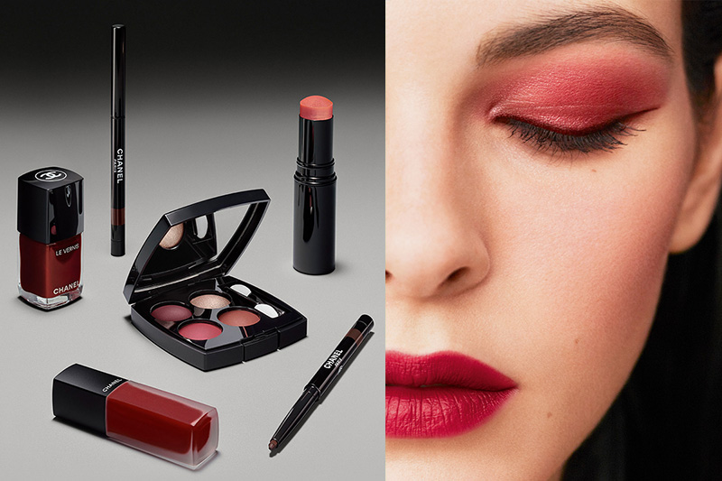 Chanel Fall Winter 2020 Makeup
