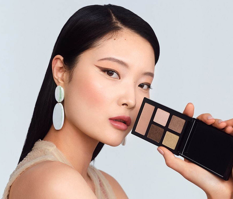 Bobbi Brown Essentials Multi Color Eyeshadow Palettes Makeup Look