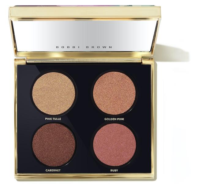 Bobbi Brown Luxe Eyeshadow Burgundy Palette