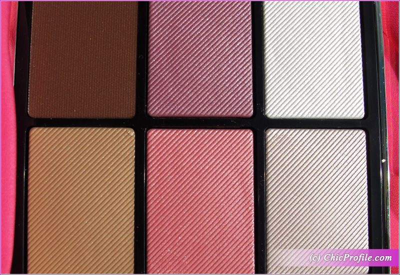 Burberry Essentials Glow Palette Harmony Close Up