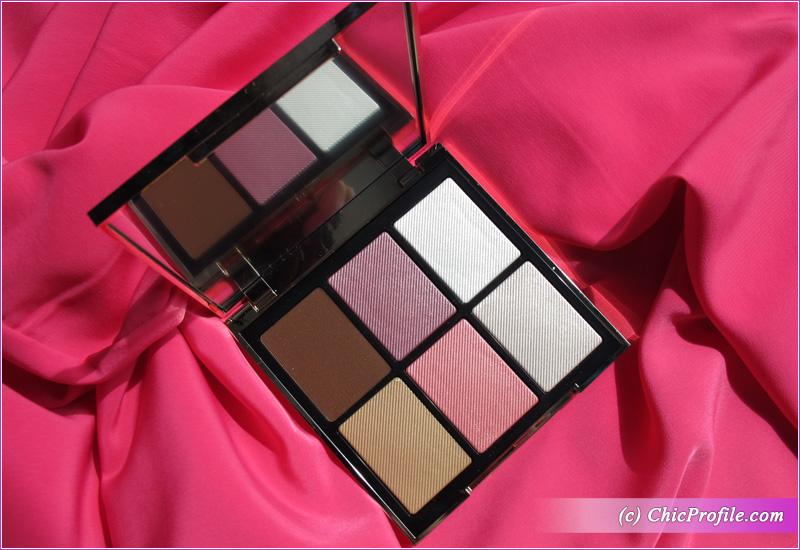 Burberry Essentials Glow Palette Harmony (01)