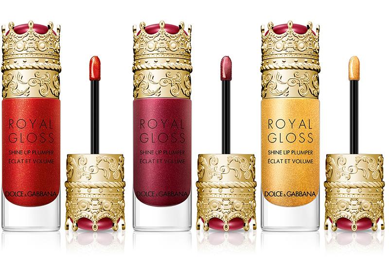 D&G Royal Gloss Shine Lip Plumper