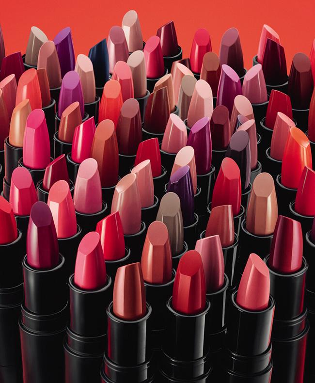 Make Up For Ever Rouge Artist LipBrush Lipsticks 60 Shades