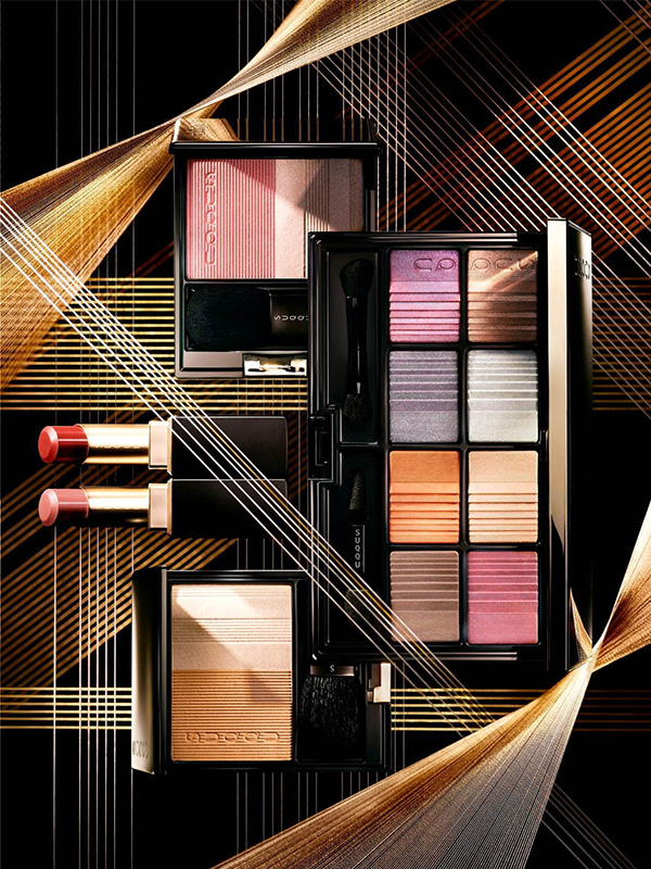 SUQQU Holiday 2020 Color Collection