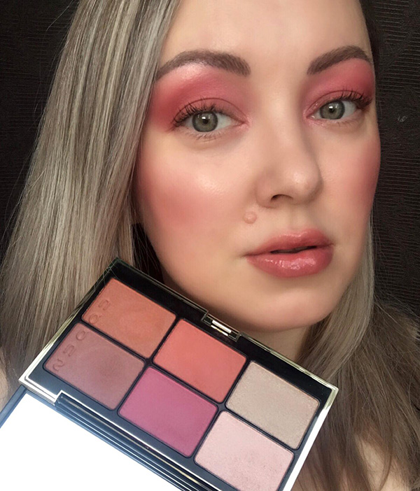 Charlotte Tilbury Jewel Lips Walk of no Shame Makeup Look
