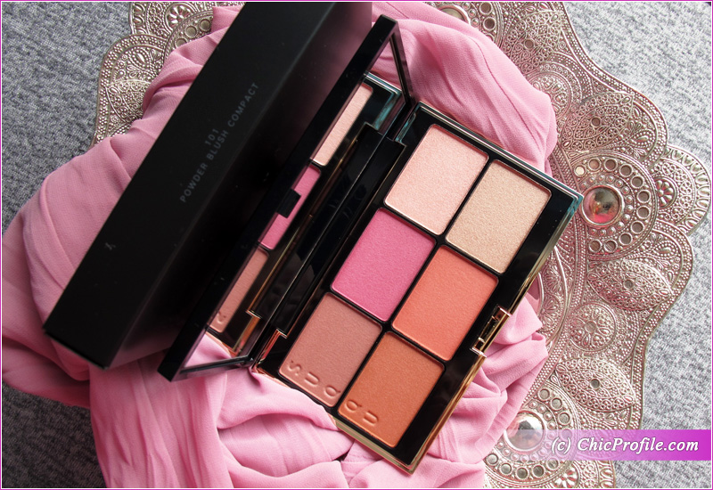 SUQQU Powder Blush Compact 101 Review