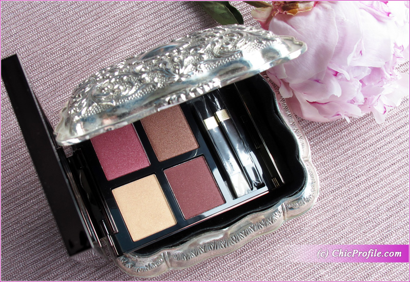 Tom Ford Burnished Amber Eye Color Quad Review