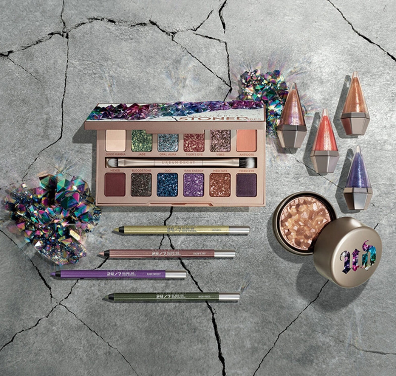 Urban Decay Stoned Vibes Collection