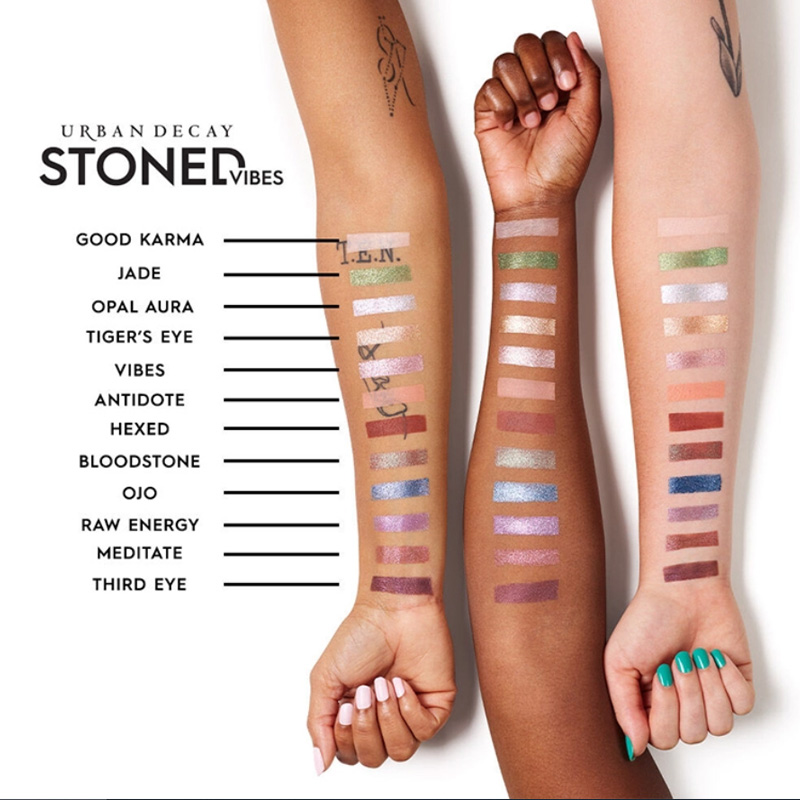 Urban Decay Stoned Vibes Swatches