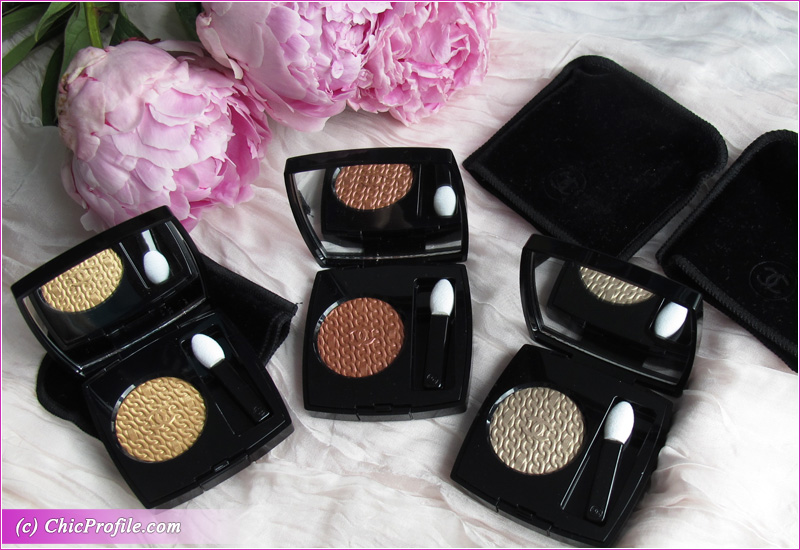 Chanel Holiday 2020 Eyeshadow Review