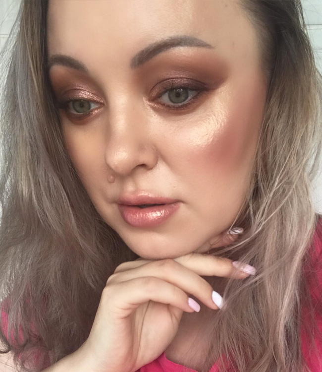 Charlotte Tilbury Superstar Glow Higlighter Makeup