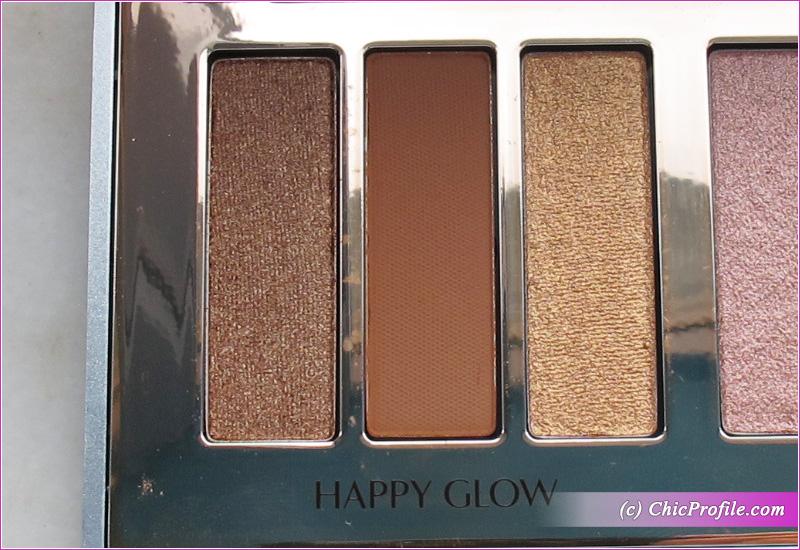Charlotte Tilbury Bejewelled Happy Glow Shades