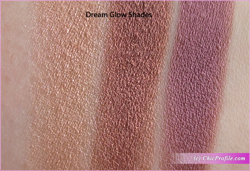 Charlotte Tilbury Bejewelled Dream Glow Swatches