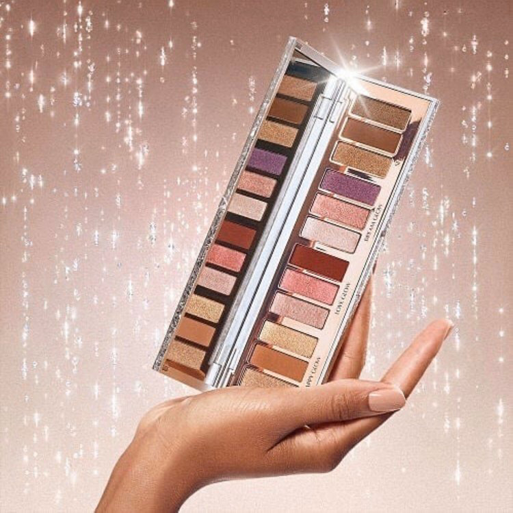 Charlotte Tilbury Bejewelled Eyes to Hypnotise Instant Eye Palette Swatches  - 48 Hours Early Access Charlotte Tilbury Bejewelled Swatches