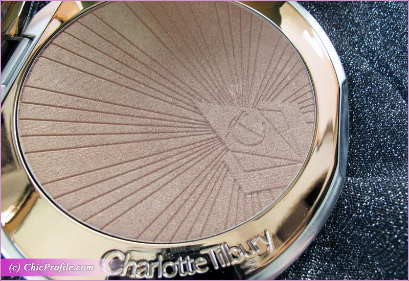 Charlotte Tilbury Superstar Glow Higlighter Pan