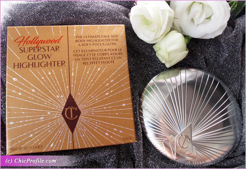 Charlotte Tilbury Superstar Glow Higlighter Packaging