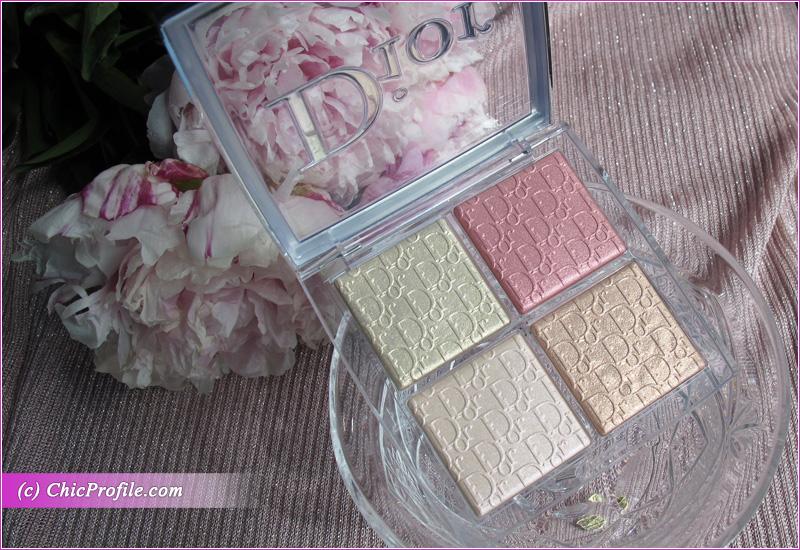 Dior Backstage 004 Rose Gold Glow Face Palette