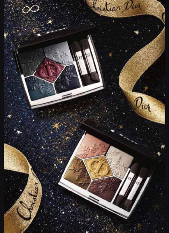 Dior Holiday 2020 Eyeshadow Palettes