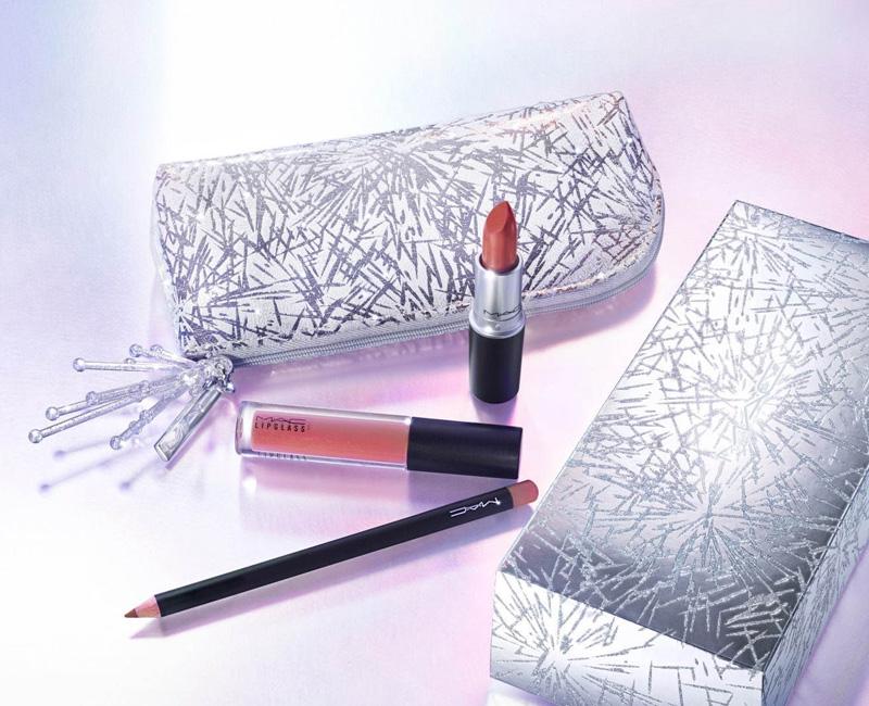 MAC Holiday 2020 Lip Set Coral