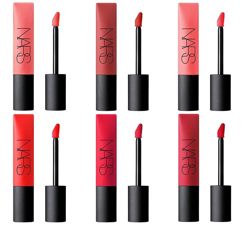 NARS Air Matte Lip Color Red Shades