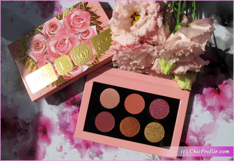 Pat McGrath Rose Decadence Eyeshadow Palette