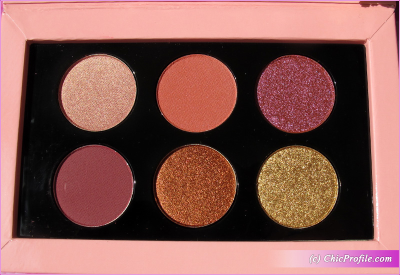 Pat McGrath Rose Decadence Eyeshadow Palette Close Up
