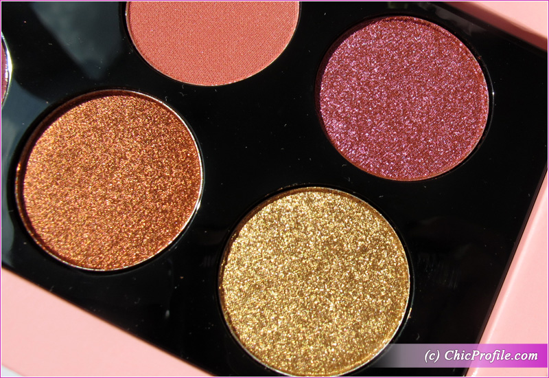 Pat McGrath Rose Decadence Eyeshadow Palette Metallics