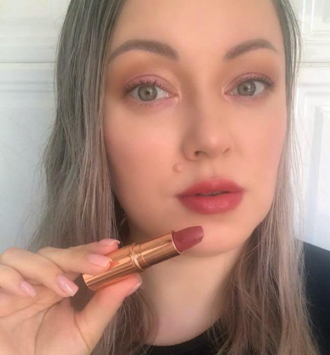 Charlotte Tilbury First Dance Matte Revolution Lipstick Makeup