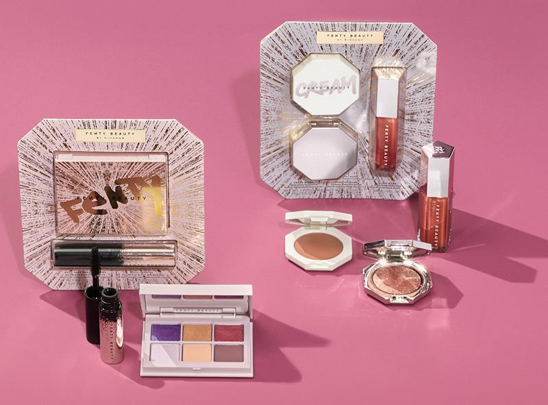 Fenty Beauty Holiday 2020 Holo'daze Gift Sets