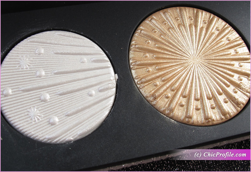 MAC Flashing Ice Extra Dimension Skinfinish Trio (Light) Details
