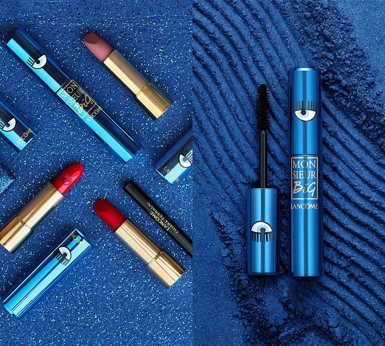 Lancome X Chiara Ferragni Lipsticks Mascara