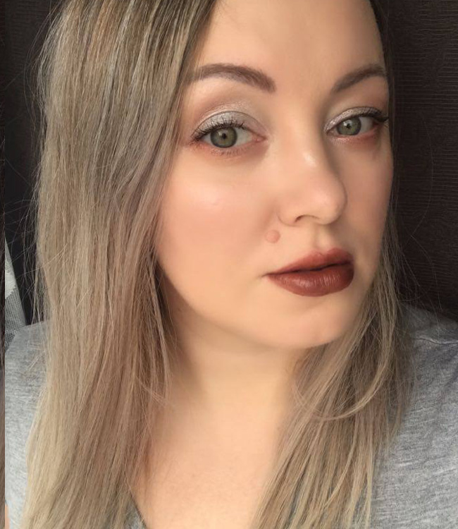 MAC Silver Bells & Cooler Than Being Cool Extra Dimension Foiled Eyeshadows Holiday Makeup