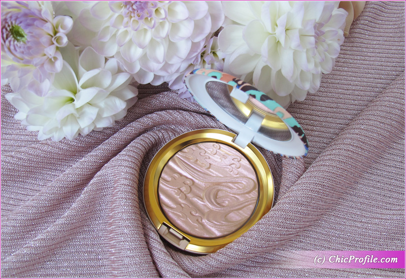 MAC Show Gold Extra Dimension Skinfinish Open