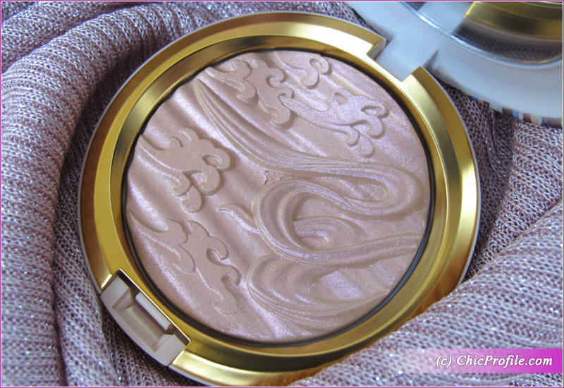 MAC Show Gold Extra Dimension Skinfinish pattern