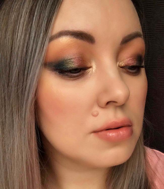 Makeup by Mario Master Metallics Eyeshadow Palette Eye Makeup